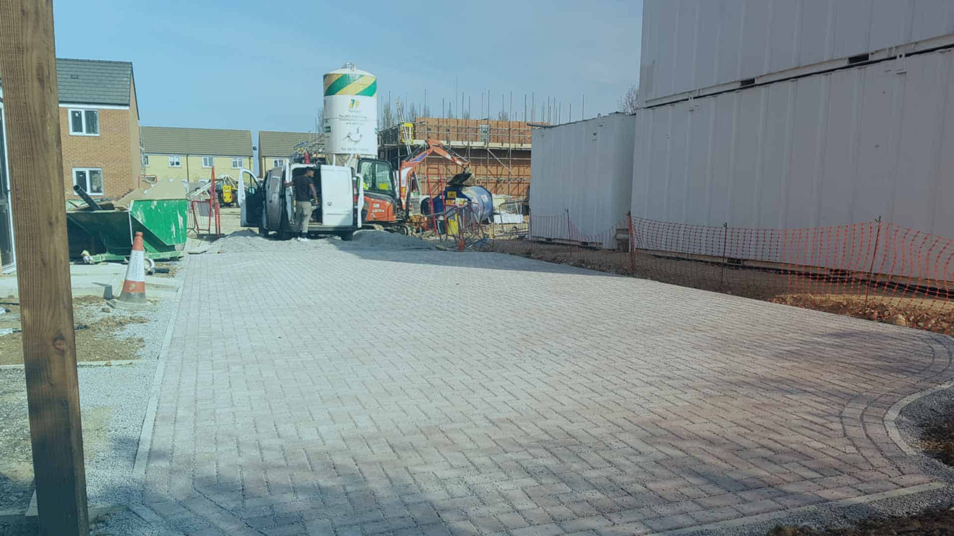 Commercial Paving Specialists